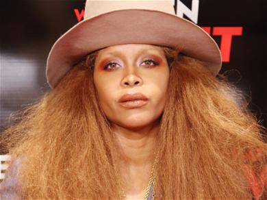 Erykah Badu's New Incense Smells Like Her Private Area!