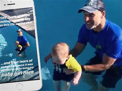 Bode Miller's Son Gets Swimming Lessons After Drowning Death of Daughter