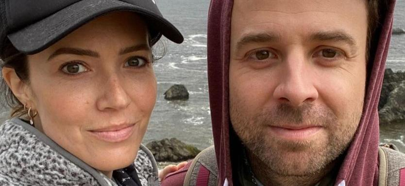 Mandy Moore& Taylor Goldsmith Are Finally Mom & Dad