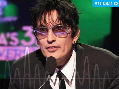 Tommy Lee 911 Call: 'My Stepson Has Guns in His Room'