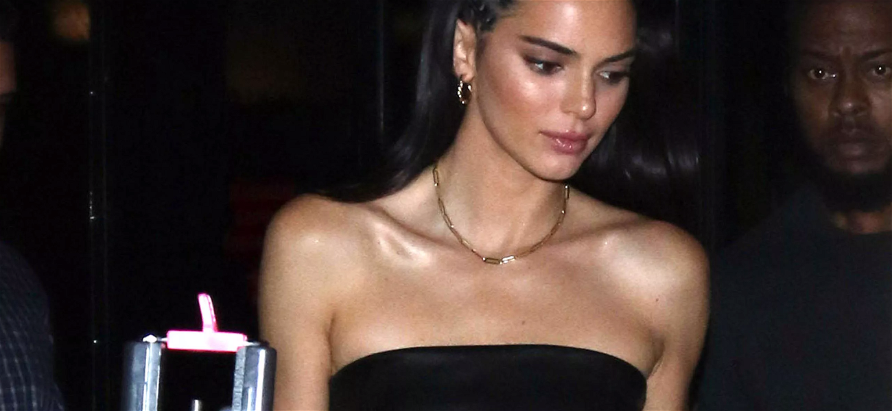 Kendall Jenner Gets Naked On Instagram For Versace: 'Found My Nudes'