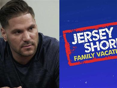 'Jersey Shore' Star Ronnie Ortiz-Magro Reveals Details of Rehab Stint on 'Family Vacation'