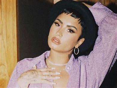 Demi Lovato Declares They Are Non-Binary In Powerful Social Media Statement