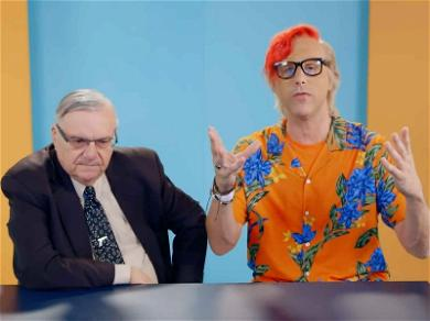 Sheriff Joe Arpaio 'Couldn't Fully Understand' Sacha Baron Cohen During Embarrassing 'Who Is America?' Appearance