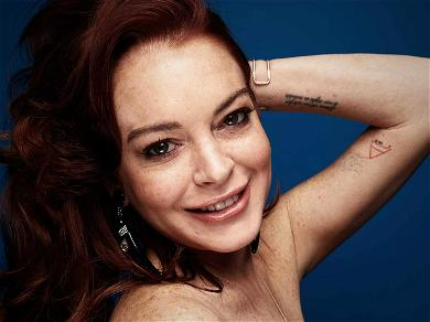Lindsay Lohan Pays Off Six-Figure Tax Lien Before MTV Reality Show Premieres