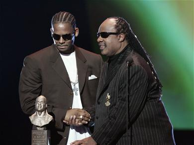 R. Kelly and His Famous Friends Over The Years