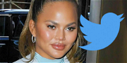 Chrissy Teigen QUITS Twitter For It's Negativity, But Says It's Not The Company's Fault