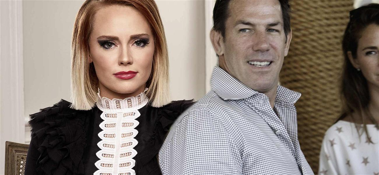 'Southern Charm' Star Kathryn Dennis Admits Violating Court Order By Letting Boyfriend Sleep Over With Kids
