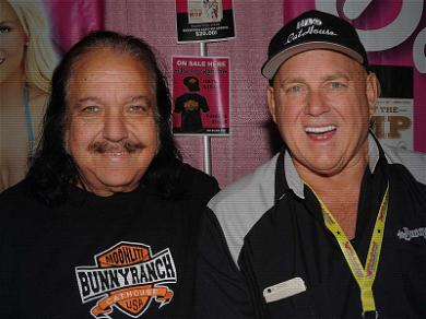 Bunny Ranch Brothel Owner's Body Discovered by Porn Legend Ron Jeremy