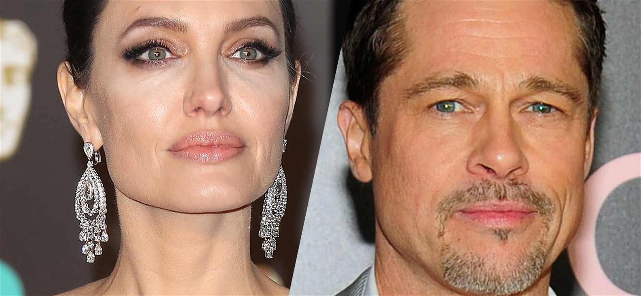Angelina Jolie Hands Over Financial Information to Brad Pitt, Working On Settlement