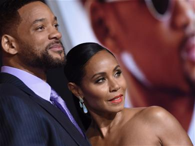 Will Smith & Jada Pinkett-Smith Feel Going Public About Affair Was The 'Best Move'