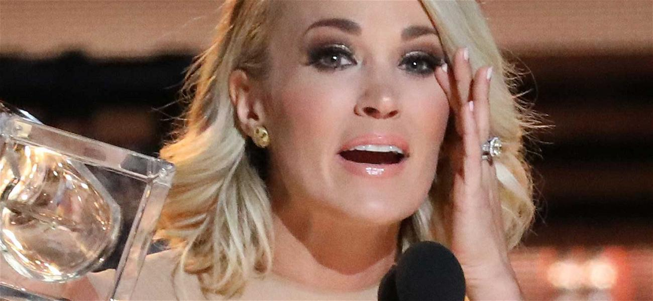 Carrie Underwood Reveals Her 'Gruesome' Fall Resulted in 40 to 50 Stitches on Her Face