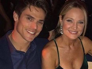 Are 'The Young And The Restless' Stars Sharon CaseAnd Mark GrossmanDating In Real-Life?