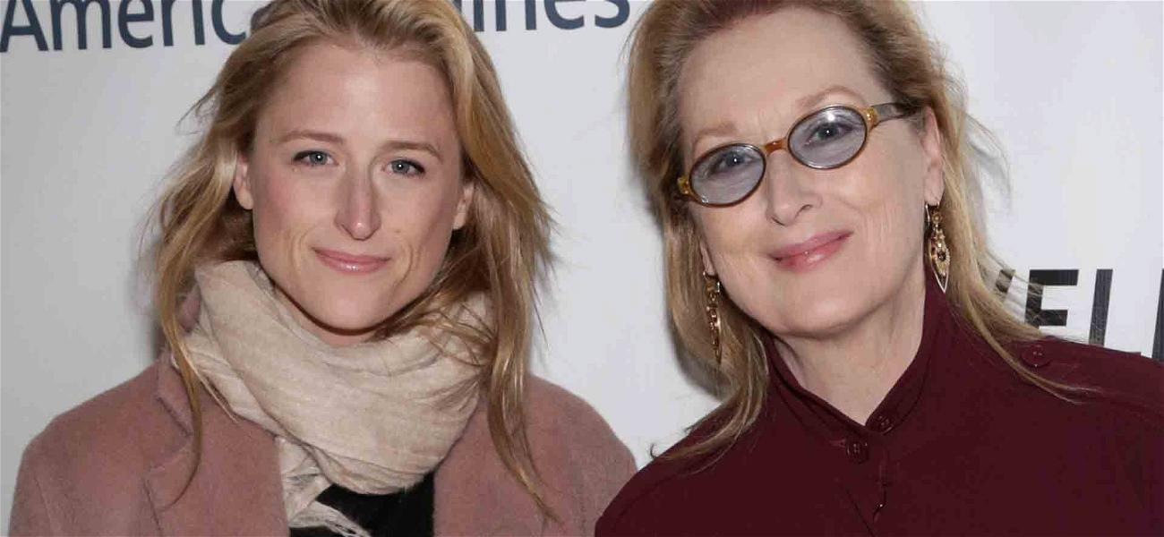 Meryl Streep is a First-Time Grandmother at 69 Years Old!