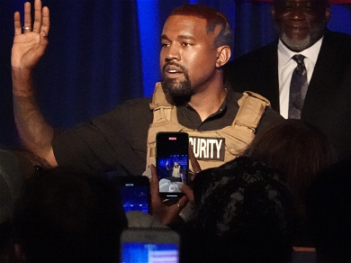Kanye West: Presidential Run Cost Me My Marriage To Kim Kardashian!