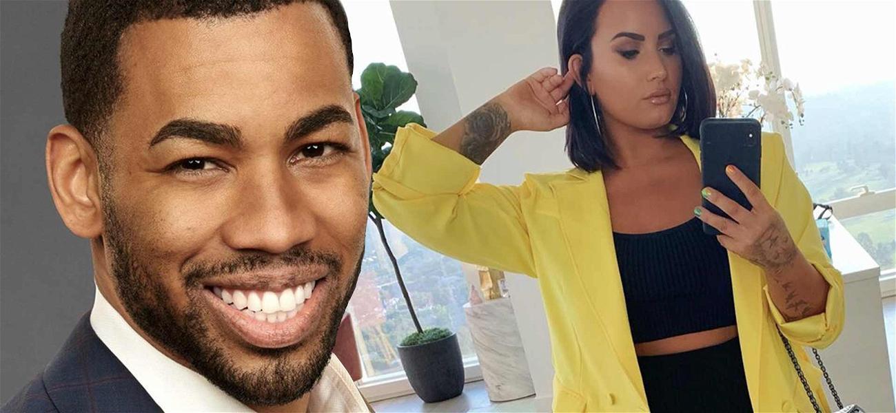 'Bachelorette' Star Mike Johnson Spills The Tea on Demi Lovato Date
