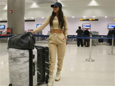 Jen Selter's Airport Hotness Makes the Friendly Skies Even Friendlier
