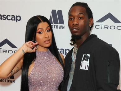 'Migos' Rapper Offset Detained In Los Angeles For Possible Gun Charge