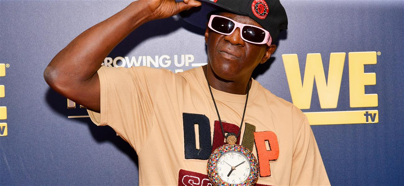 Flavor Flav Named In Paternity Suit By Woman Who Says He Is The Father Of Her 2-Month Old Son