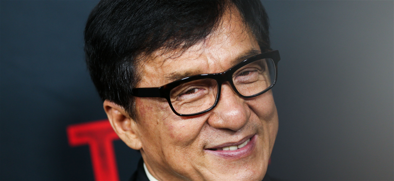 Jackie Chan Wishes Everyone Happy New Year Of The Ox In Rare Video