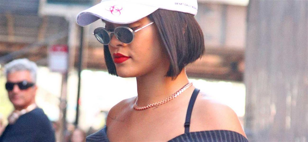 Rihanna Literally Looks Good in EVERYTHING She Wears
