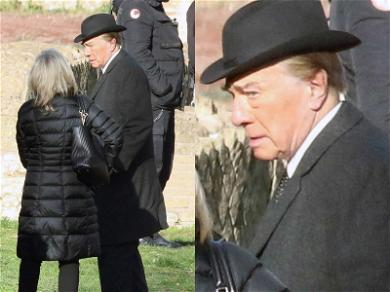 Christopher Plummer Begins Filming Role Taking Over for Kevin Spacey