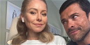 Kelly Ripa Rocks Painted-On Pencil Skirt With No Visible Panty Lines