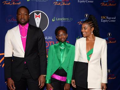Dwayne Wade 'Re-Introduces' His Daughter Zaya After Her First Red Carpet