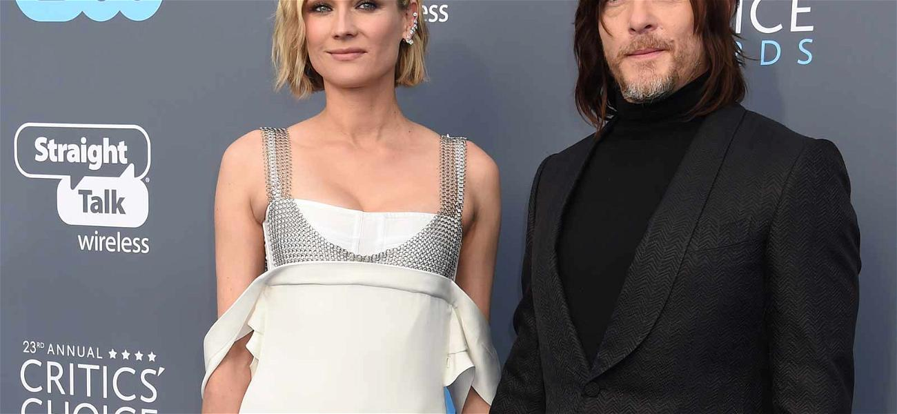 Diane Kruger & Norman Reedus Welcome First Child Together