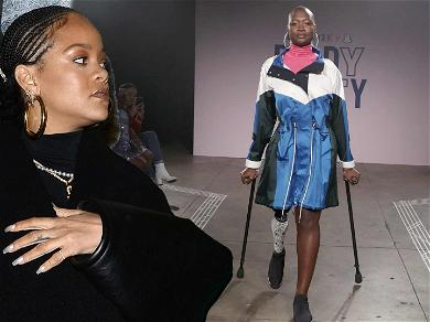 Rihanna's Amputee Model Mama Cax Dead, Singer Remembers Friend: 'Rest In Power Sis'