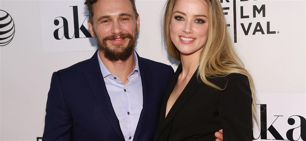 James Franco Wants His Involvement In Johnny Depp &  Amber Heard Case Kept Private