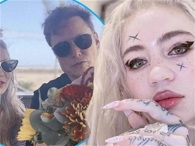 Grimes And Baby X Æ A-XII Visit Elon Musk's New Texas Town 'Starbase'