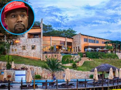 Kanye West Rents Out Entire African Safari Lodge to Record New Album, Closed to Public