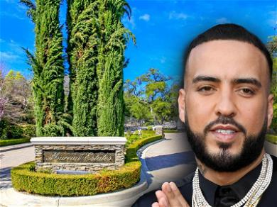 French Montana's Neighbors On the Lookout for Security Footage After Home Invasion