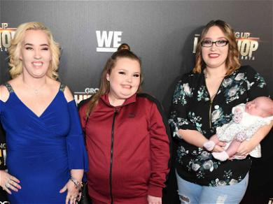 Hot Mama! June and Family Get Glam for the Red Carpet