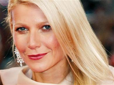 Gwyneth Paltrow Takes Half-Naked Topless Photo On Instagram?