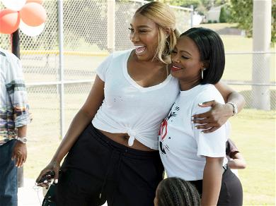 'RHOA': NeNe Leakes and Kandi Burruss Are Feuding Over Broken Vows