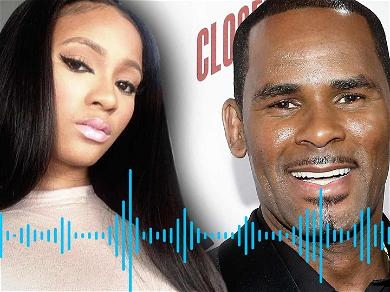 R. Kelly Pressured Teenage Girlfriend to Deny They Had Sex By Threatening to Cut Her Off (Audio)