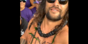 Jason Momoa Shows Off His 'Dad Bod' In A New Video