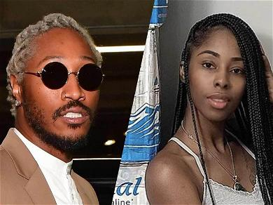 Rapper Future's Alleged Baby Mama Eliza Reign Exposes Herself On Instagram After Court Victory