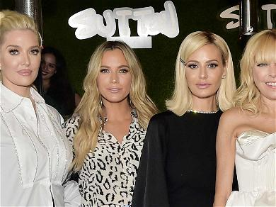 'RHOBH' Stars Rally Around Teddi Mellencamp After Infant Daughter's Diagnosis