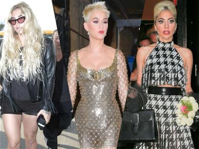 Kesha Accused Dr. Luke of Raping Katy Perry in Text Message to Lady Gaga