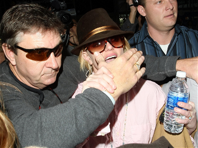 Britney Spears' Father Responds To Members Of Congress, 'She's Never Asked To Be Let Out!'