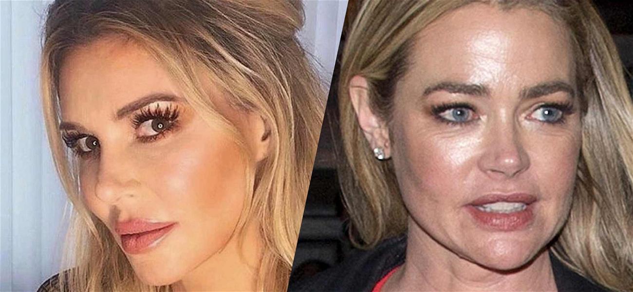 'RHOBH' Alum Brandi Glanville's Dad Claps Back At Denise Richards' Liar Claim
