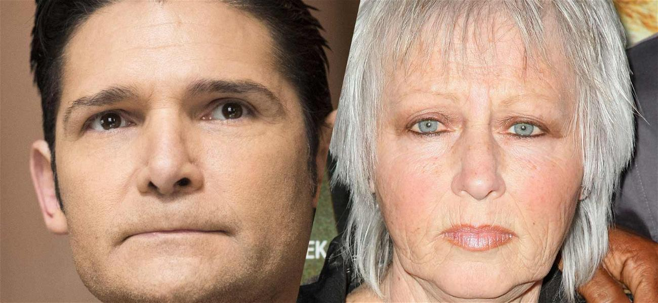 Judy Haim Calls B.S. On Corey Feldman: 'Nobody is Stopping You From Outing Abusers'