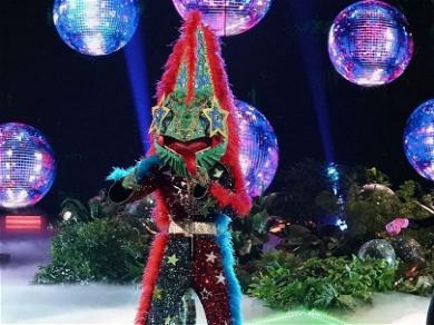 Wiz KhalifaSheds Light On Life As 'The Masked Singer' Chameleon