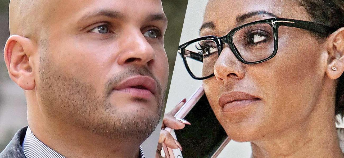 Mel B Granted New Temporary Restraining Order Against Stephen Belafonte