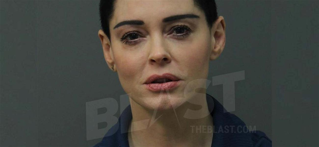 Rose McGowan Wants Her Drug Charge Dropped, Suggests Weinstein Set Her Up