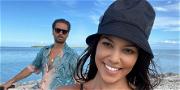 Kourtney Kardashian 'Not Ok' for Busty Closet Romp Amid Scott Disick Drama