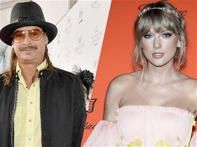 Kid Rock Slams Taylor Swift for Being a Democrat, Accuses Her of Sleeping Her Way Through Hollywood